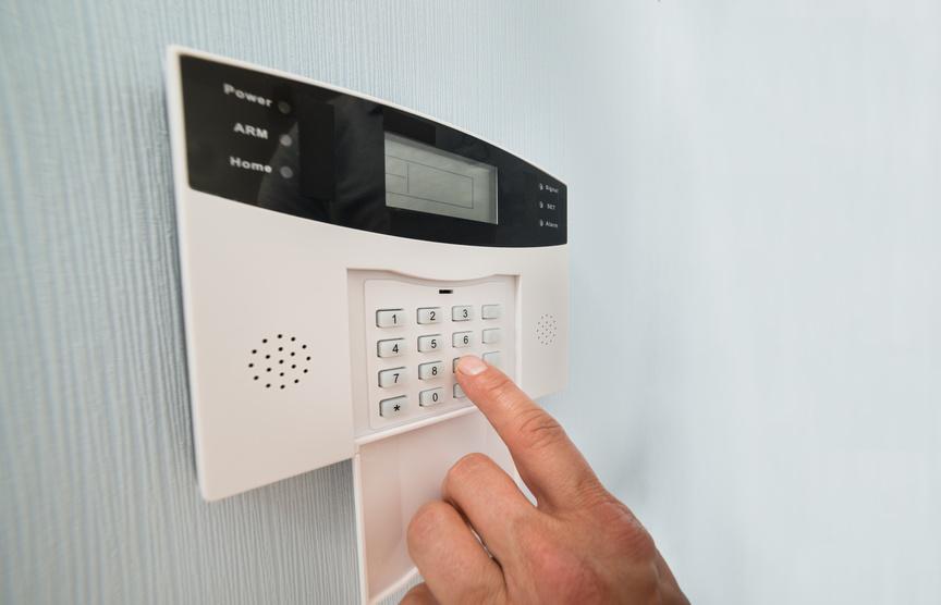 Alarme maison : une solution pour éviter les cambriolages !
