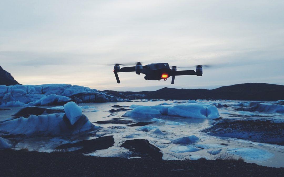 Que ce soit pour l'audiovisuel ou les livraisons, le drone a la cote