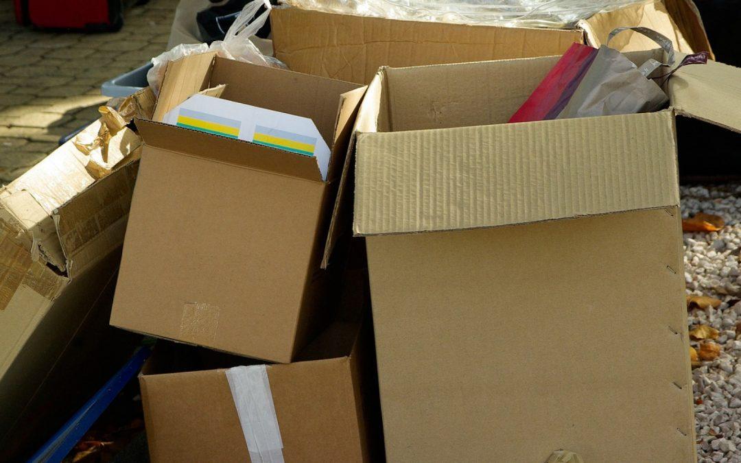 Les cartons s'adaptent à votre déménagement
