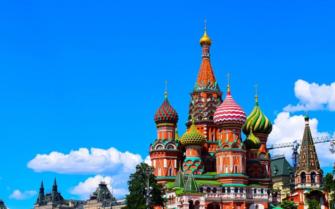 Organiser un repas sur le thème de la Russie