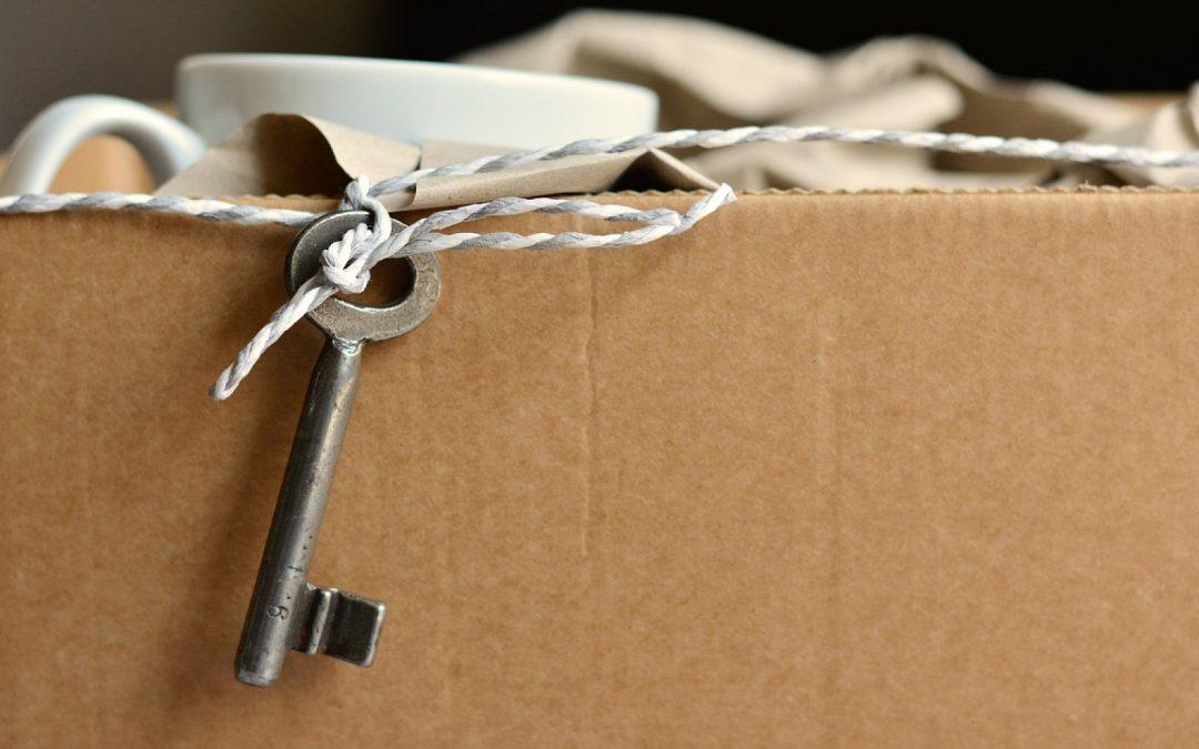 Les quatre grandes étapes du déménagement