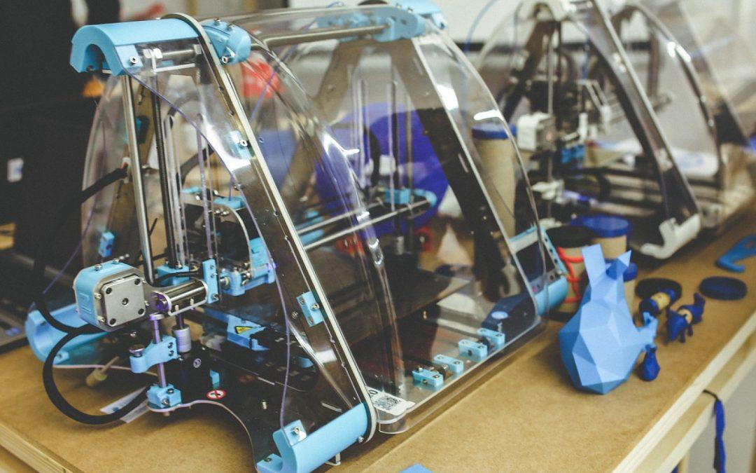 La 3D a révolutionné le monde de l'impression