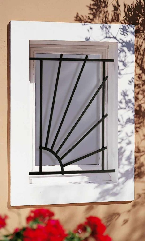 Les grilles pour s curiser les fen tres netnoo for Decoration de fenetre