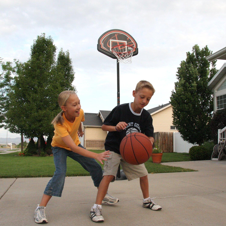 Panier de basket: comment en installer chez soi