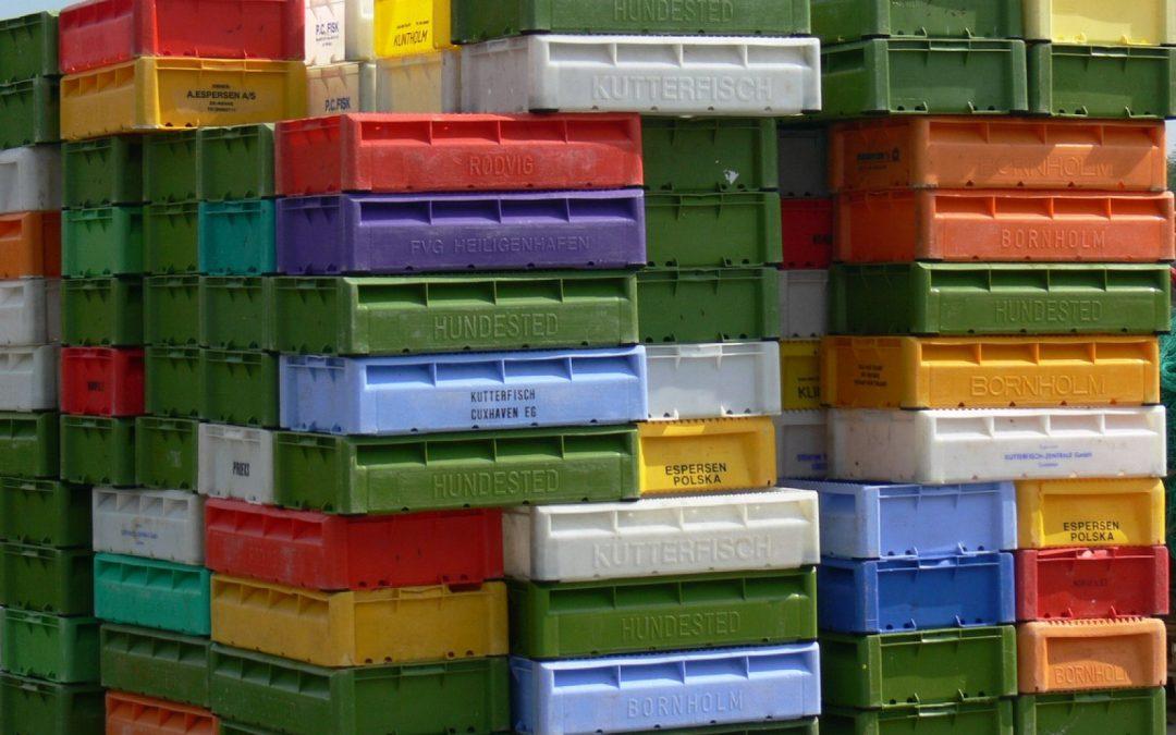 Les différents types de conteneurs de stockage