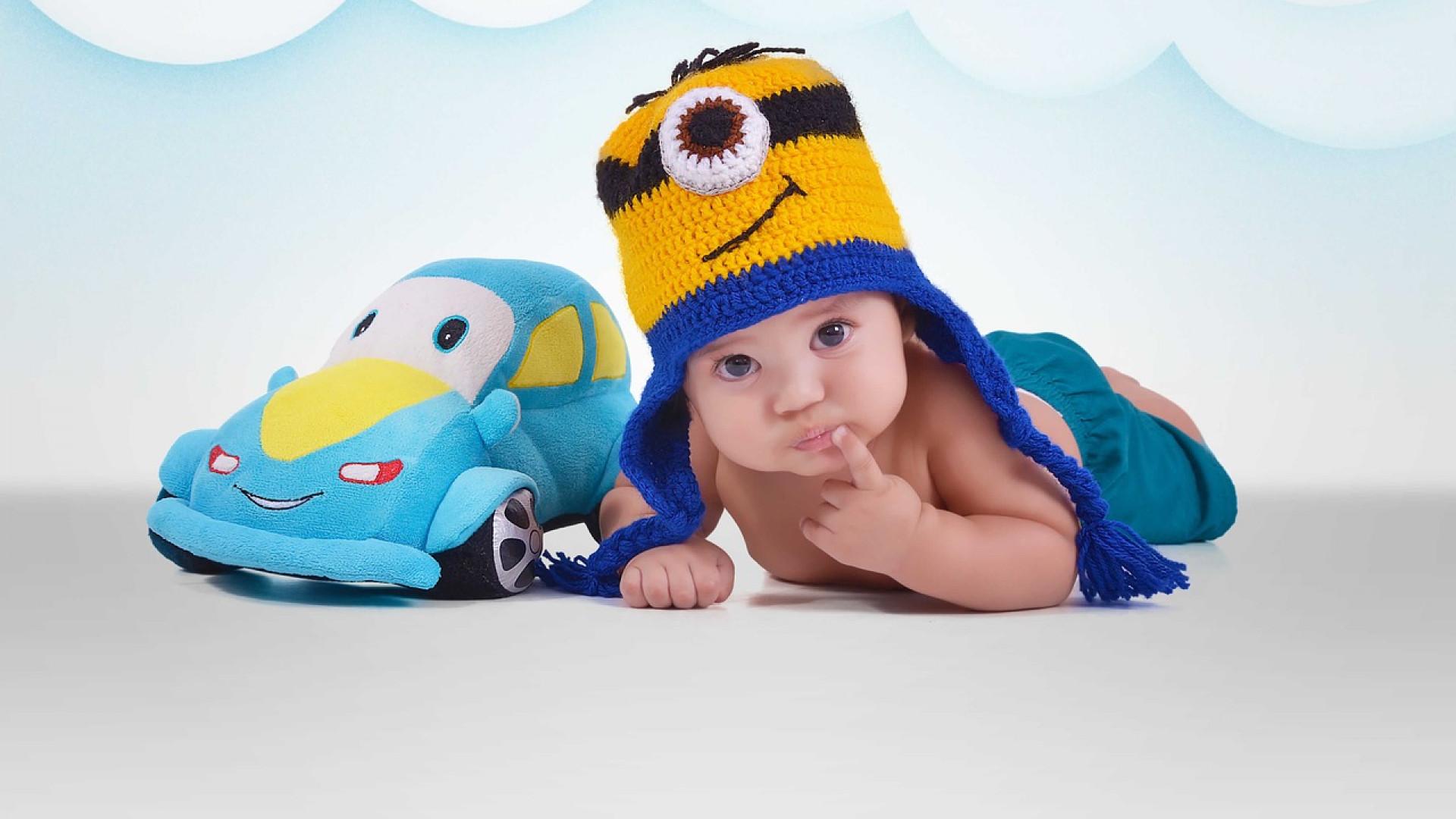 L'utilité des jouets d'éveil pour les bébés