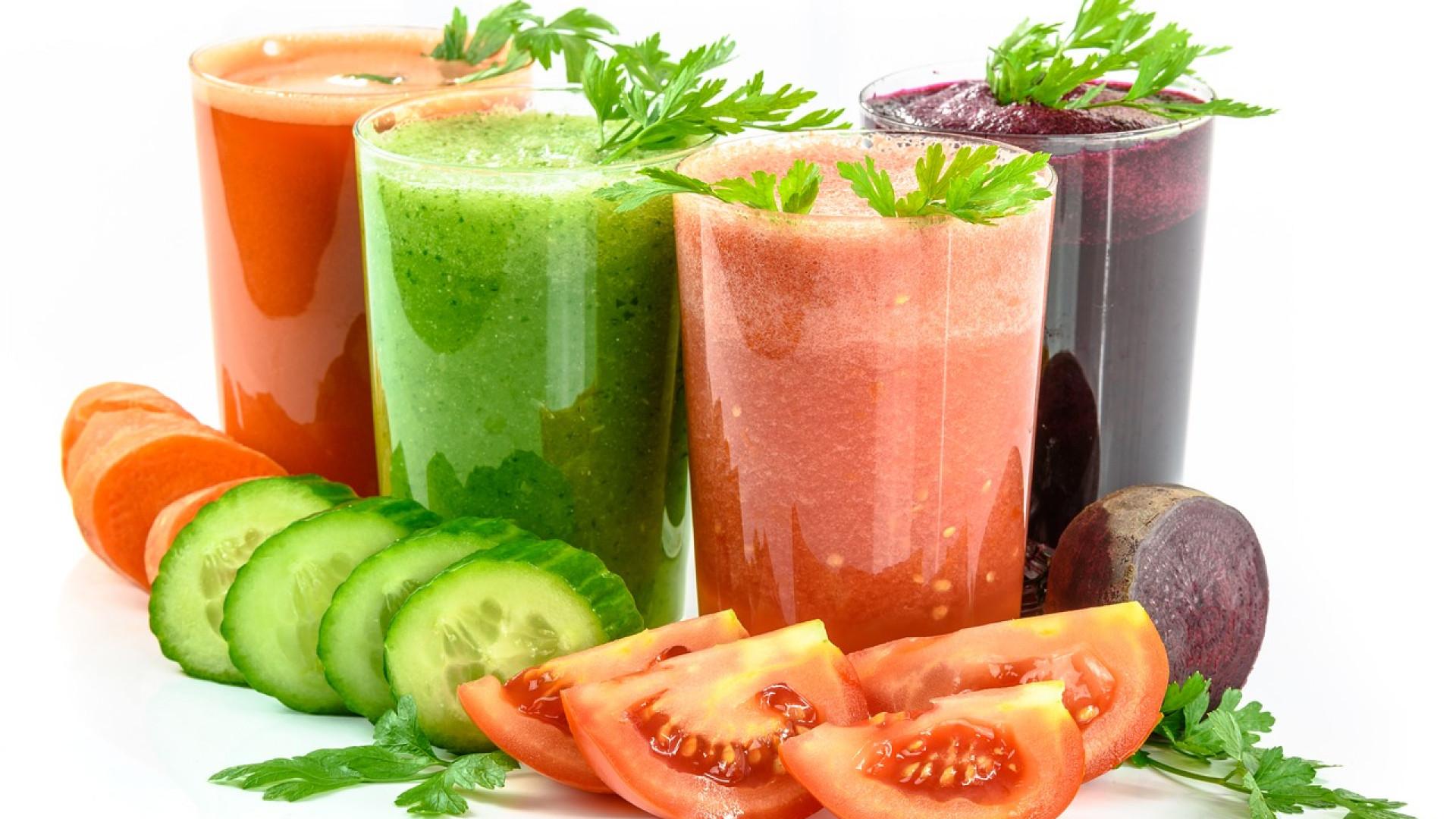 Cure de jus de légumes, quels bienfaits pour l'organisme ?