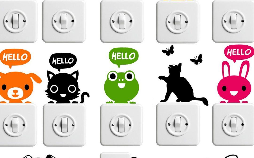 Des interrupteurs beaucoup plus pratiques