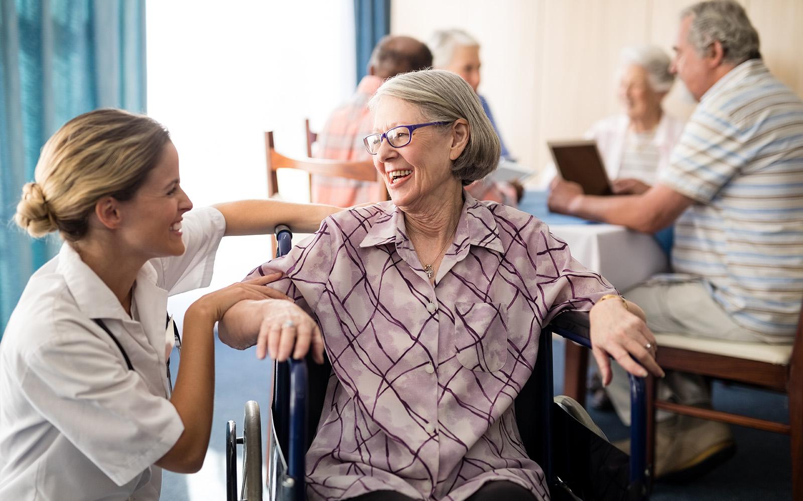 Maison de retraite : l'évolution du prix des établissements