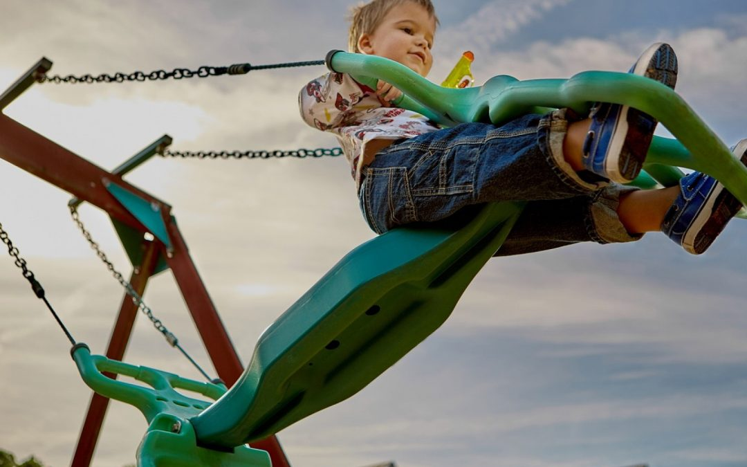 Des jeux en plein air : le paradis des enfants
