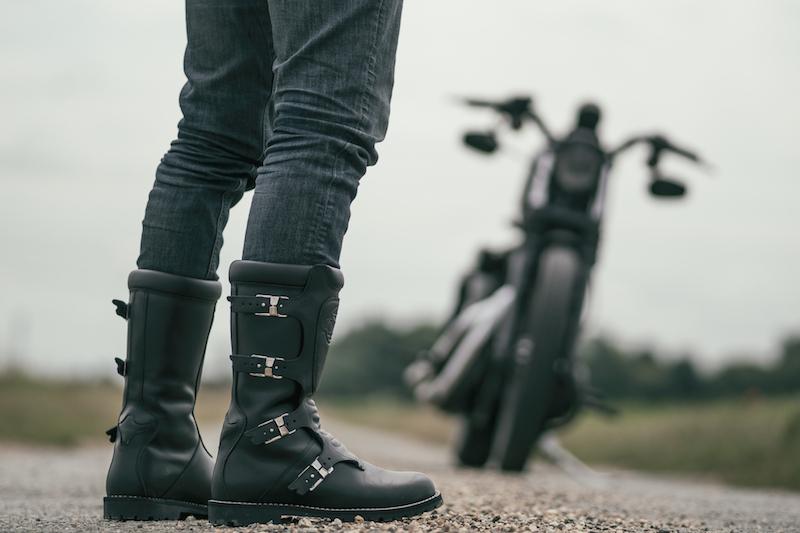 bottes moto entretien 3