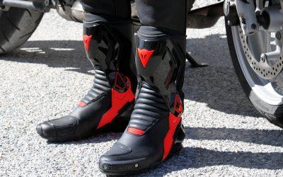 bottes moto entretien