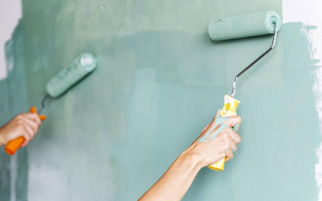 Peindre un mur soi-même : mode d'emploi