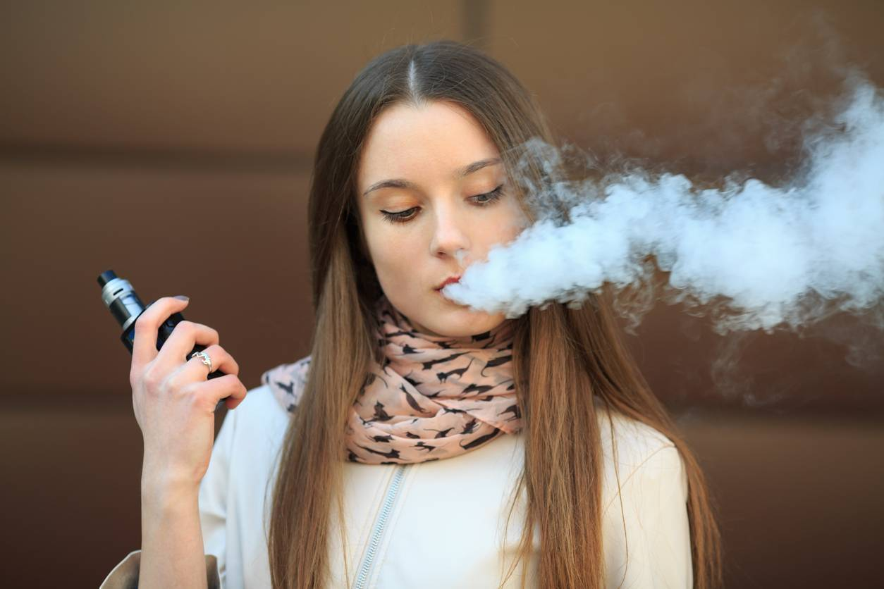 e liquide e-cigarette