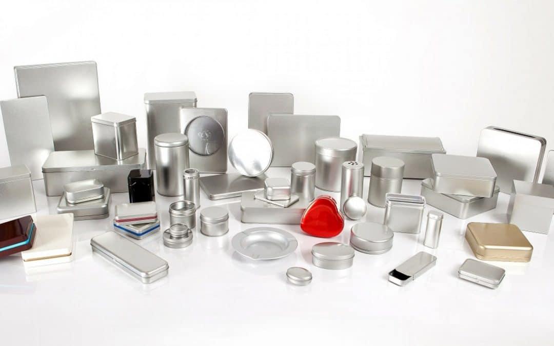 Emballage en métal : quand les commandes s'adaptent aux besoins