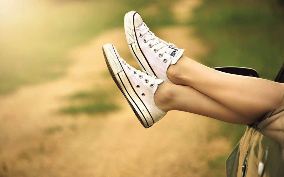 Acheter des chaussures blanches, est-ce une bonne idée ?