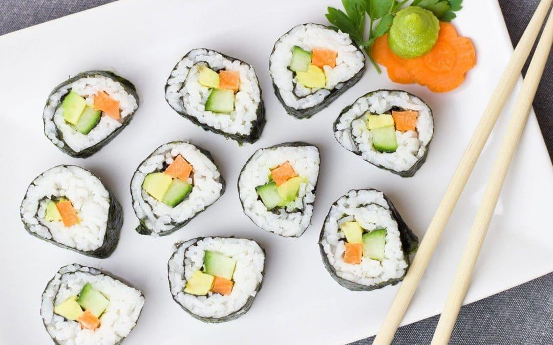 La cuisine japonaise prend soin de votre santé et de votre bien-être