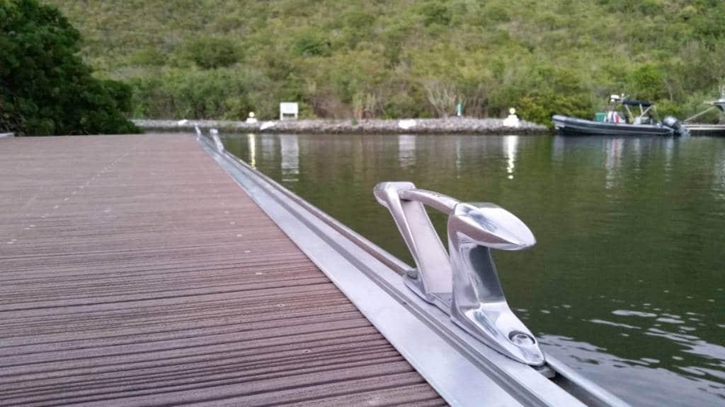 Comment accoster un ponton ?